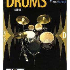 Rock Schhol Drums Debut
