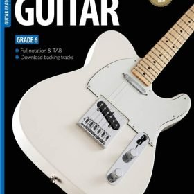 Rockschool Guitar Grade 6 2012 - 2018