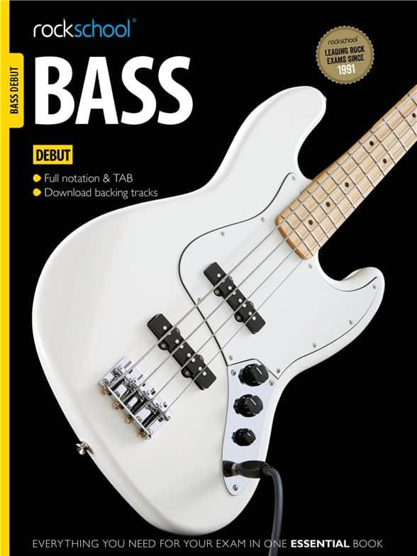 Rockschool Bass Debut 2012 - 2018