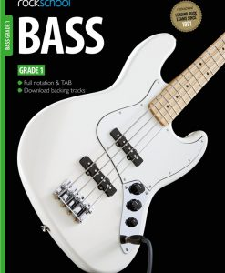 Rockschool Bass Guitar Grade 1 2012 - 2018