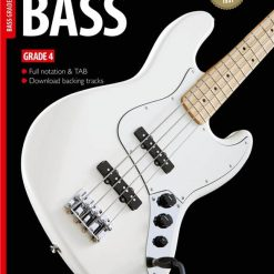 Rockschool Bass Grade 4 2012 - 2018