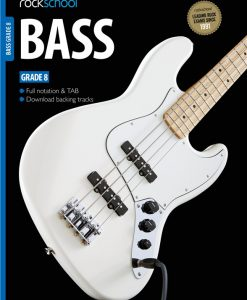 Rockschool Bass Guitar Grade 8 2012 - 2018