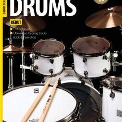 Rockschool Drums Debut 2012 - 2018