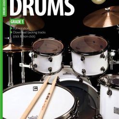 Rockschool Drums Grade 1 2012 - 2018