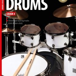 Rockschool Drums Grade 4 2012 - 2018
