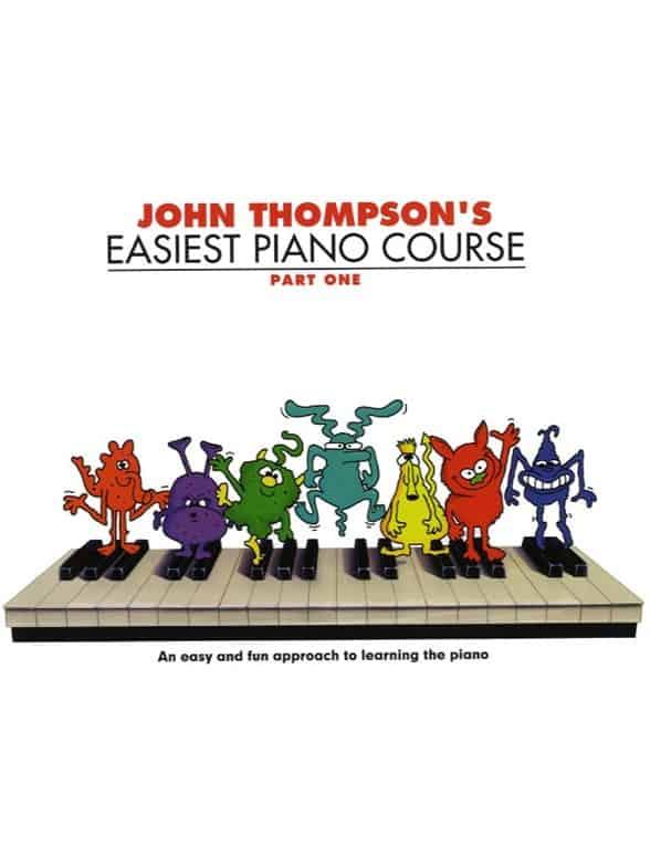 John Thompson Easiest Piano Course Part 1