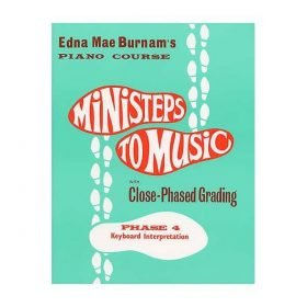 Ministeps to Music Phase 4