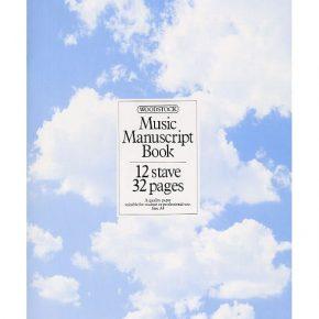 Manuscript A4 12 Stave 32 Page