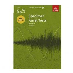 ABRSM Specimen Aural Tests G4 G5