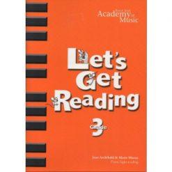 Lets Get Reading Grade 3