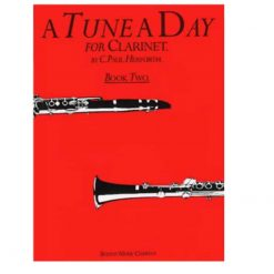 A Tune A Day For Clarinet Book Two