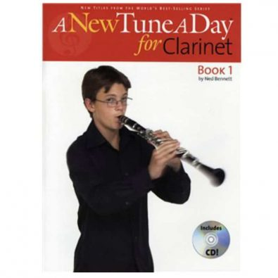 A New Tune A Day Clarinet Book 1 & Cd