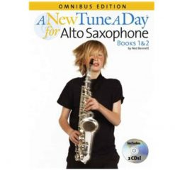 A New Tune A Day: Alto Saxophone - Books 1 And 2