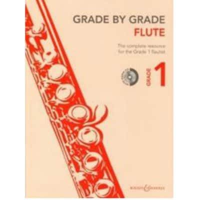 Grade by Grade Flute Grade 1 & Cd