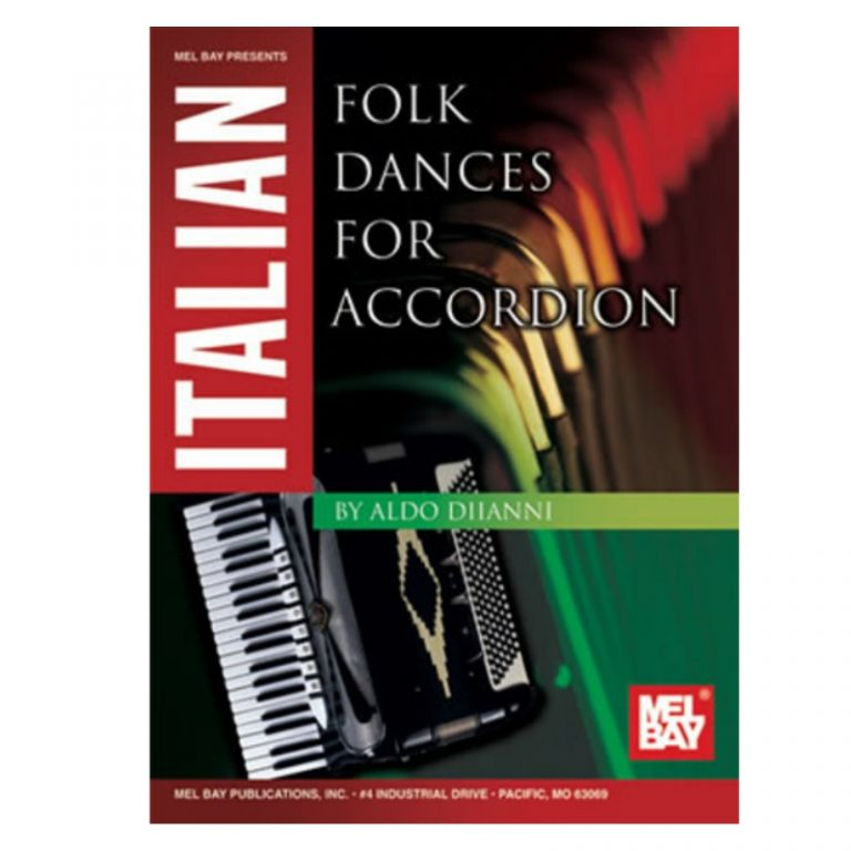 Italian Dances For Accordion