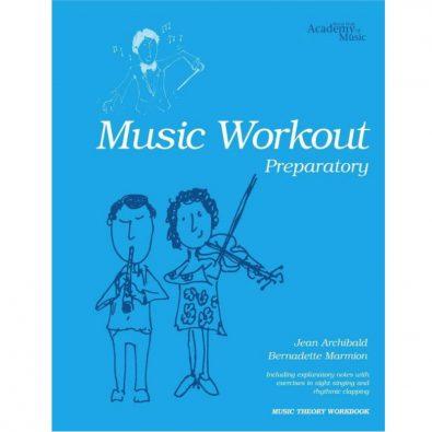 RIAM (Royal Irish Academy of Music) Music Workout Preparatory
