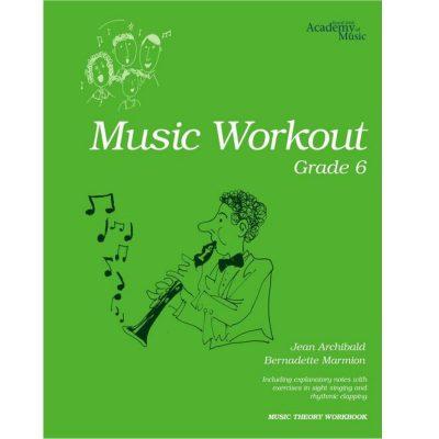 RIAM (Royal Irish Academy of Music) Music Workout Grade 6