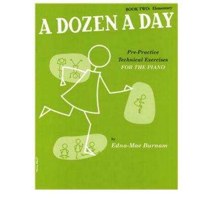 A Dozen a Day Book 2 Elementary