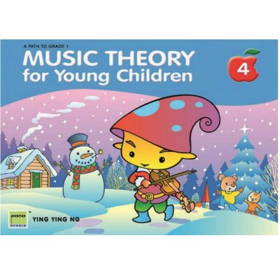Music Theory for Young Children 4 2nd Edition