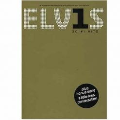 Elvis 30 No.1 Hits (Piano Vocal Guitar)