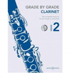 Grade by Grade - Clarinet Grade 2