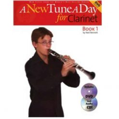 A New Tune A Day: Clarinet - Book 1 (DVD Edition)