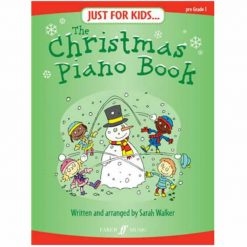 Just For Kids Christmas Piano Book