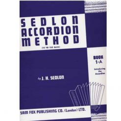 Sedlon Accordion Method 1A: Accordion