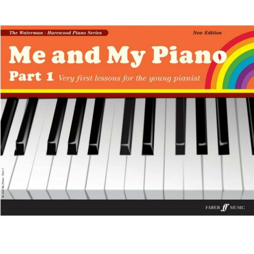 F. Waterman: Me & My Piano 1