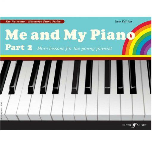 F. Waterman: Me & My Piano 2 (New Ed.):