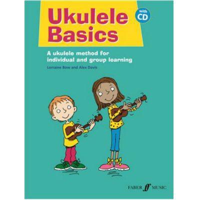 Lorraine Bow: Ukulele Basics