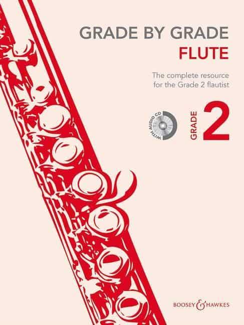 Grade By Grade Flute Grade 2 & Cd