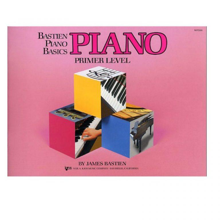 Bastien Piano Basics: Primer Level