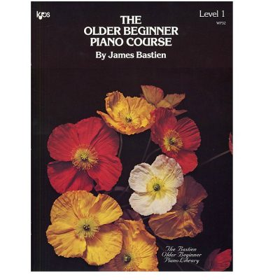 Older Beginner Piano Course Level 1