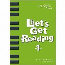 Lets Get Reading 1