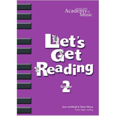 Lets Get Reading Grade 2