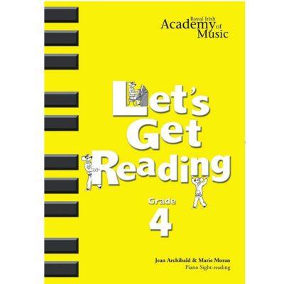 Lets Get Reading 4