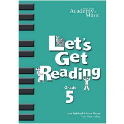 Lets Get Reading Grade 5