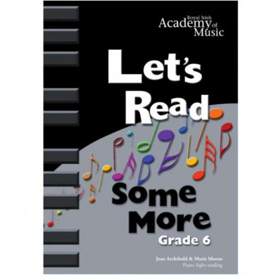 Lets Get Reading Some More Grade 6