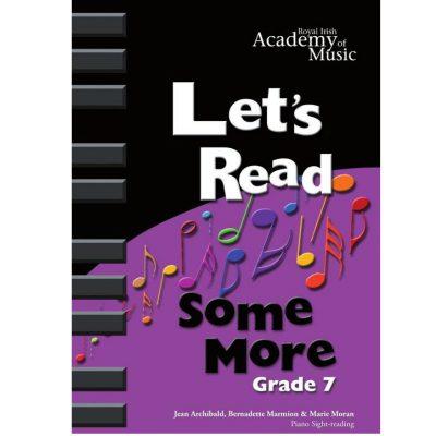 Lets Get Reading Some More Grade 7