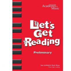 Lets Get Reading Preliminary