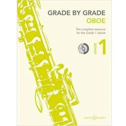 Grade by Grade Oboe Grade 1