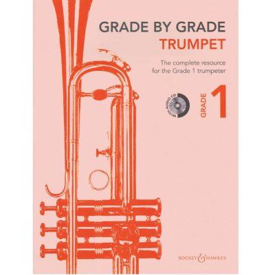 Grade by Grade Trumpet Grade 1 & Cd