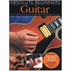 Absolute Beginners: Guitar - Book One & Cd