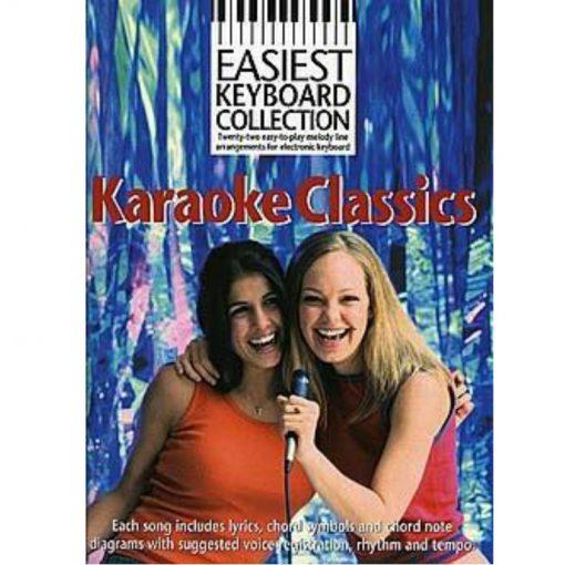 Easiest Keyboard Collection: Karaoke Hits