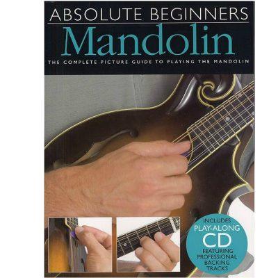 Absolute Beginners: Mandolin & Cd