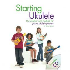 Starting Ukulele (Book/CD)