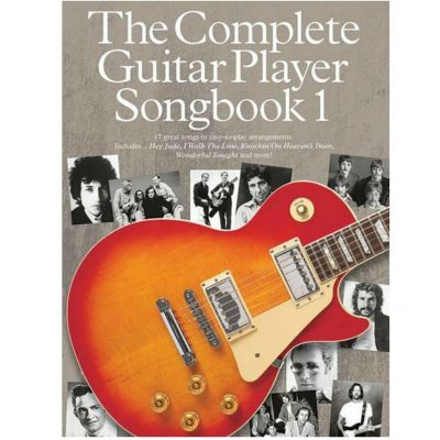 The Complete Guitar Player: Songbook 1 -2014 Ed.