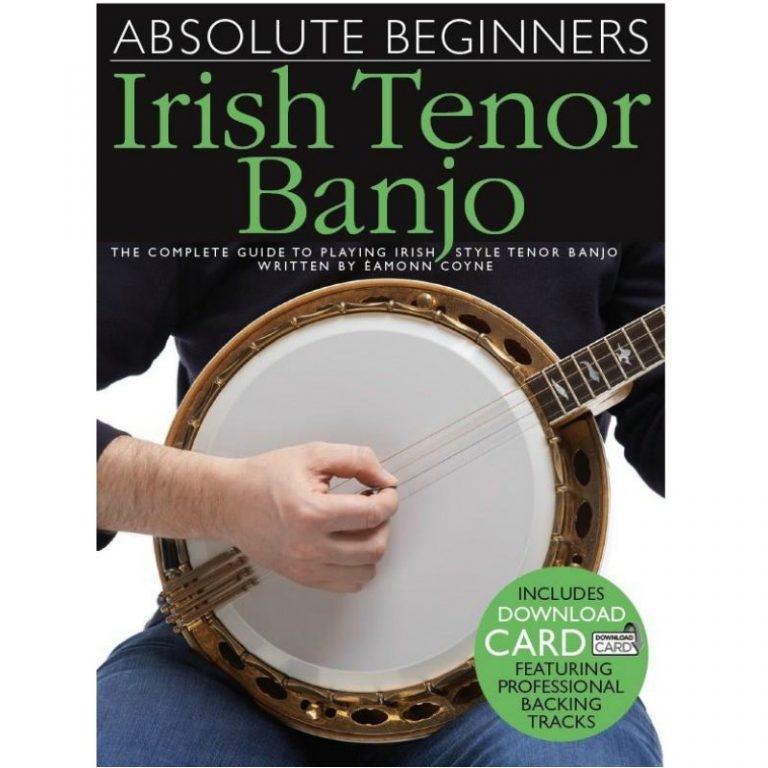 Absolute Beginners: Irish Tenor Banjo:
