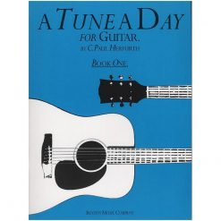 A Tune A Day For Guitar Book 1